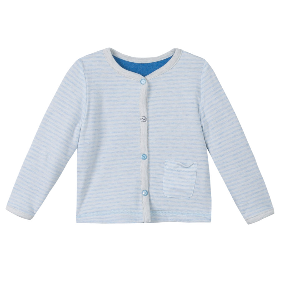 ESPRIT Newborn Sweatshirt light blue