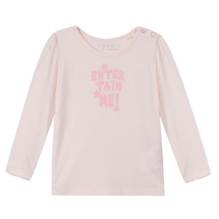 ESPRIT Newborn Långärmad skjorta rosa