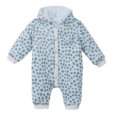 ESPRIT Newborn Overall light blue