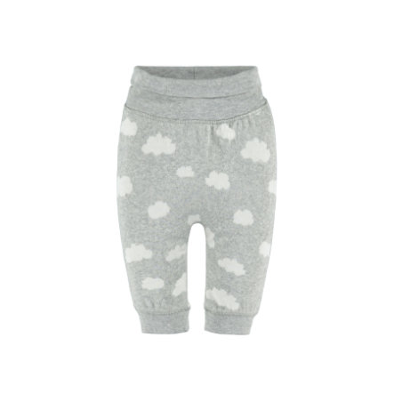 bellybutton Baby Girls Sweathose grey melange