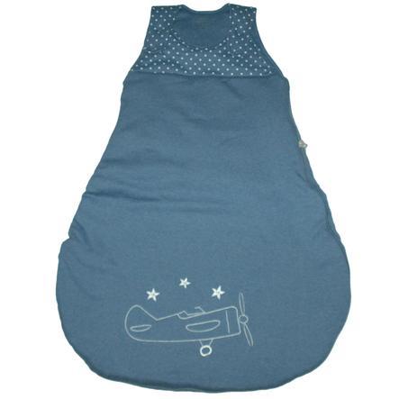 EBI & EBI Sac de couchage Fairtrade bleu