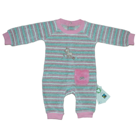 EBI & EBI Fairtrade Overall pink