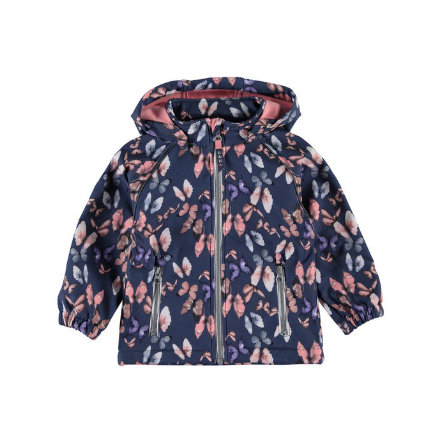 name it Girls Softshelljacke Alfa vintage indigo