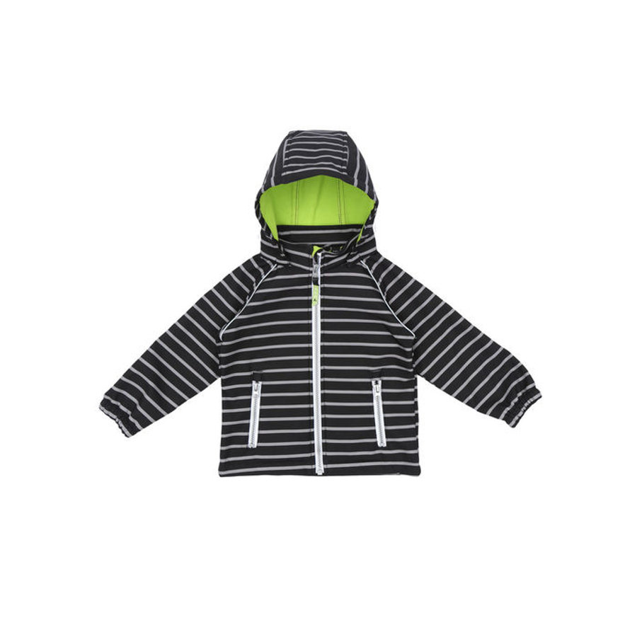 name it Boys Softshell-Jacke Alfa black