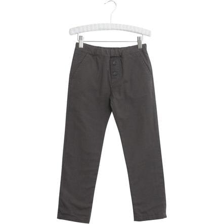 WHEAT Spodnie Tobias steel