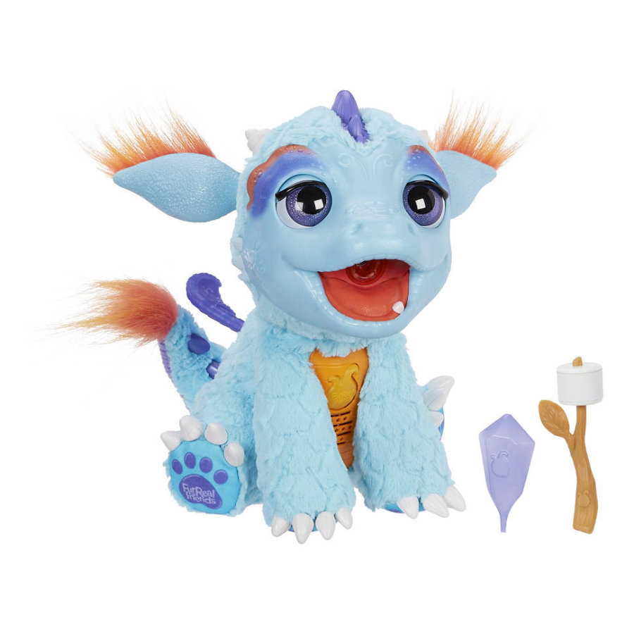 HASBRO Torch mon dragon magique FurReal Friends