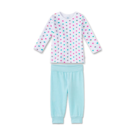 Sanetta Girls Nicki Schlafanzug 2-teilig lightblue