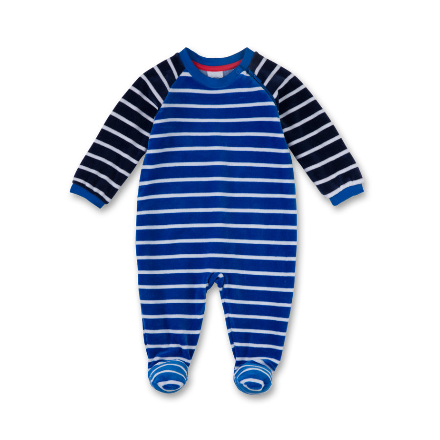 Sanetta Boys Nicki Overall blue