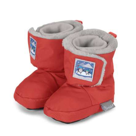 Sterntaler Girls Schuhe rubin-rot