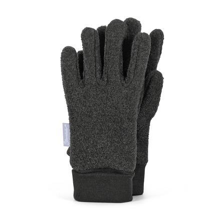 Sterntaler Fingerhandsker antracit