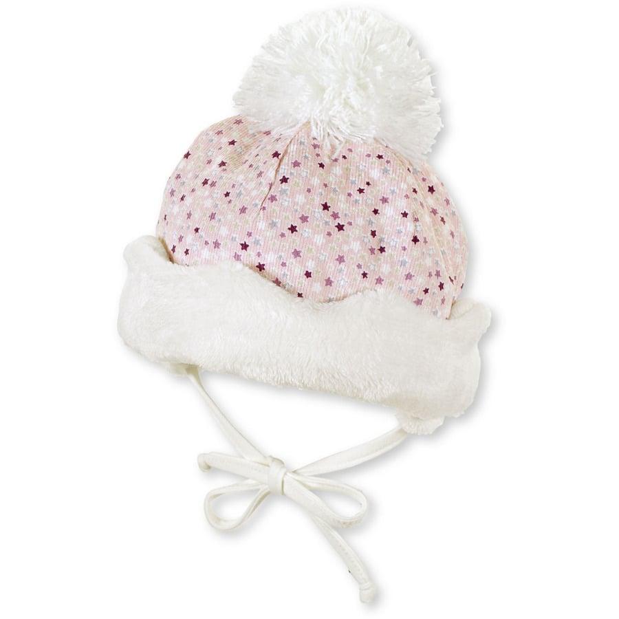 Sterntaler Girls Cap rosa