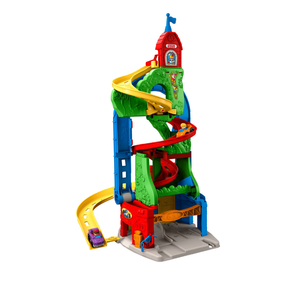 Fisher-Price® Little People Hochhausrennbahn