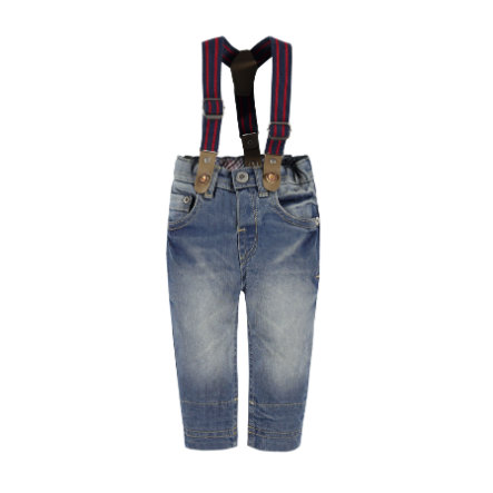 Steiff Boys Jeanshose washed denim