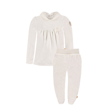 Steiff Girls Nicki Set 2-teilig cloud dancer