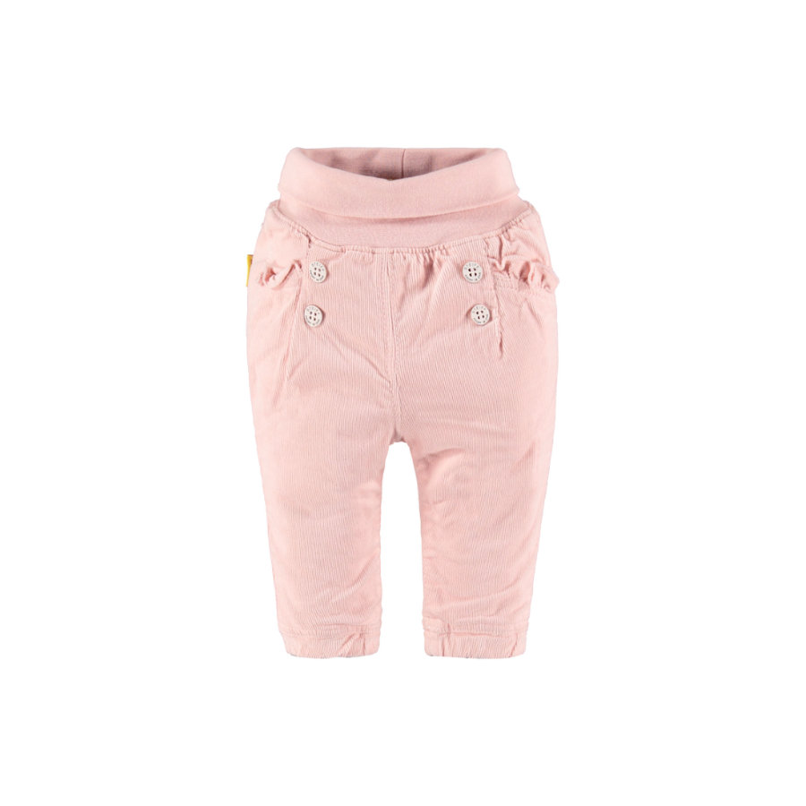 Steiff Girls Cordhose peach skin