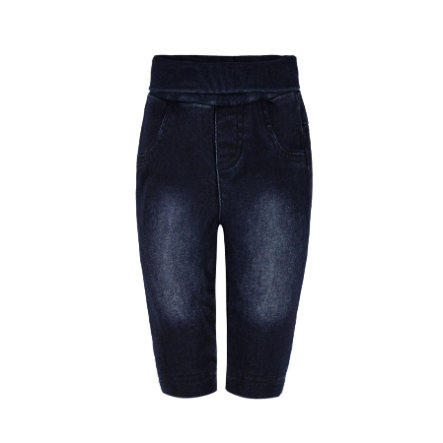 Steiff Girls Jeggings dark blue denim