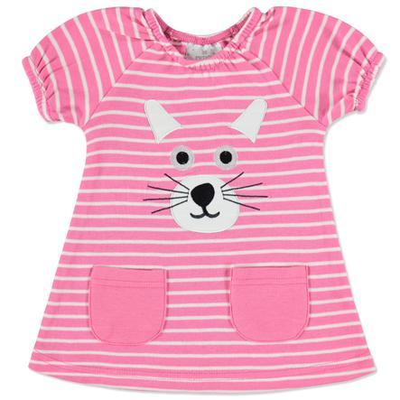 EDITION4Babys Sylt barevné šaty růžové