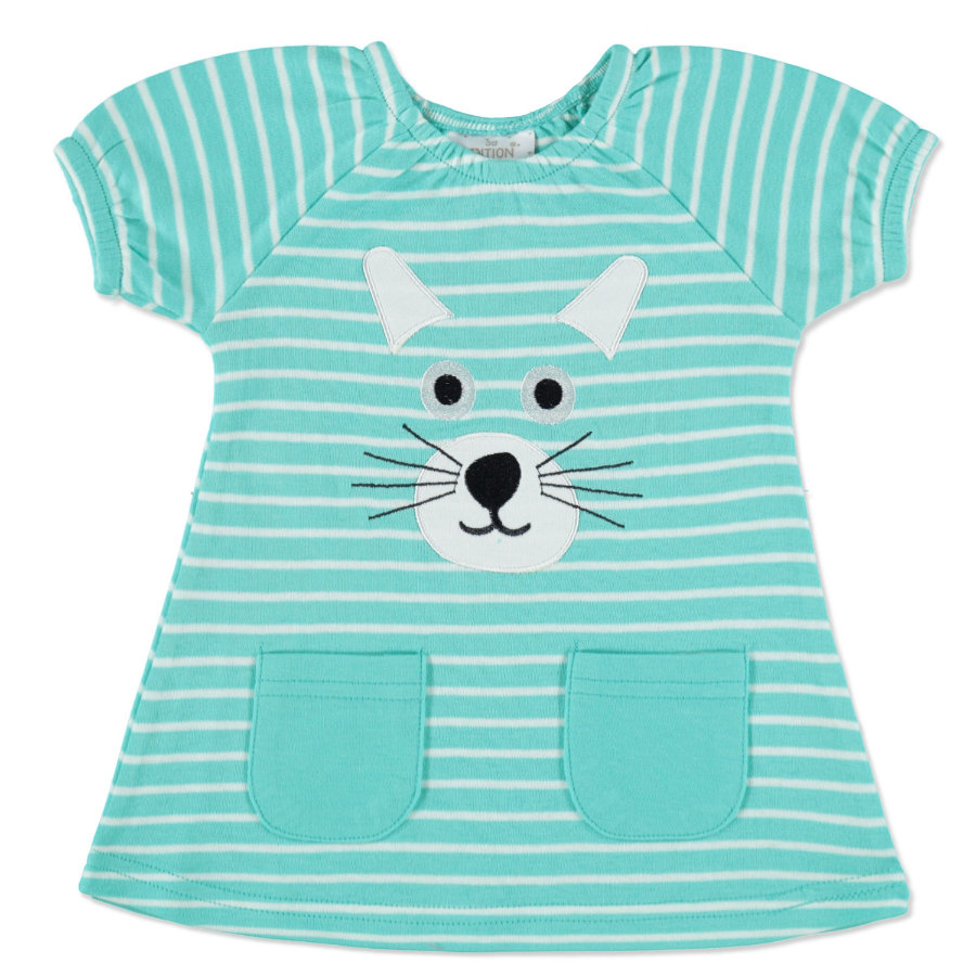 EDITION4Babys Robe Sylt colorée turquoise