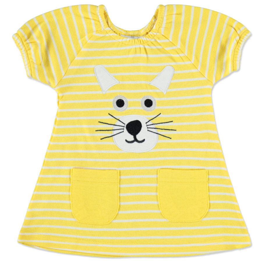EDITION4Babys Sylt kleurrijke jurk Sylt geel