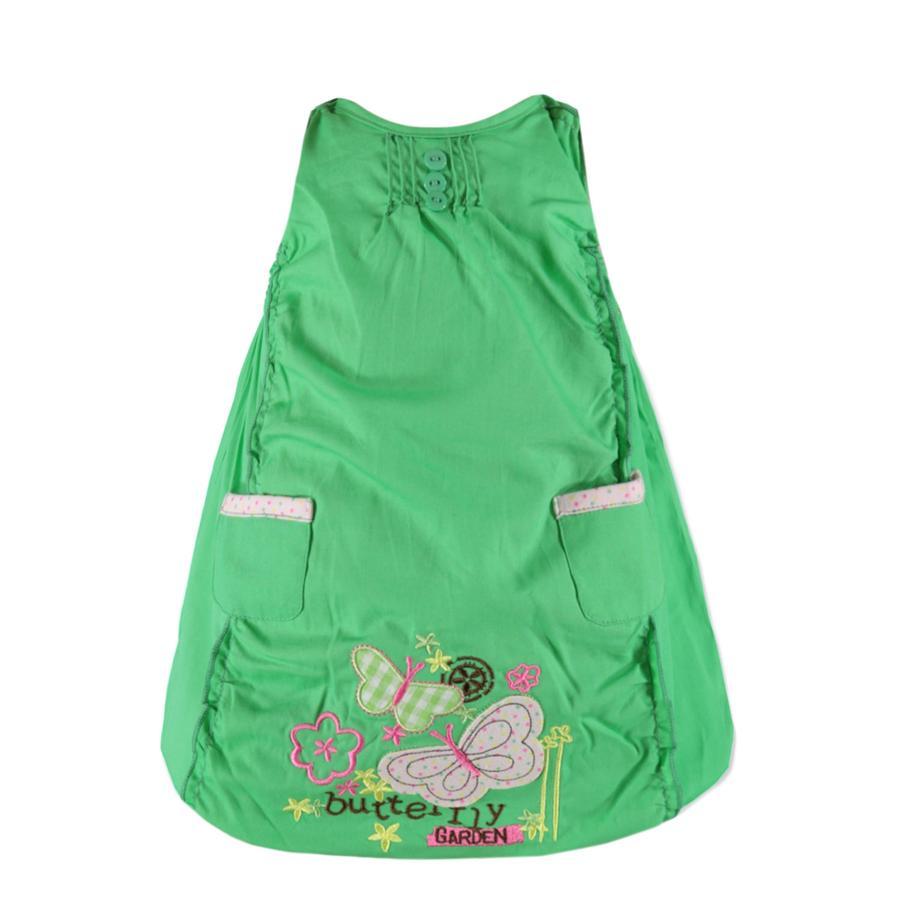 EDITION4Babies balónkové šaty mátové barvy