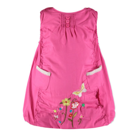 EDYCJA4Babys Girl s sukienka balonowa różowa