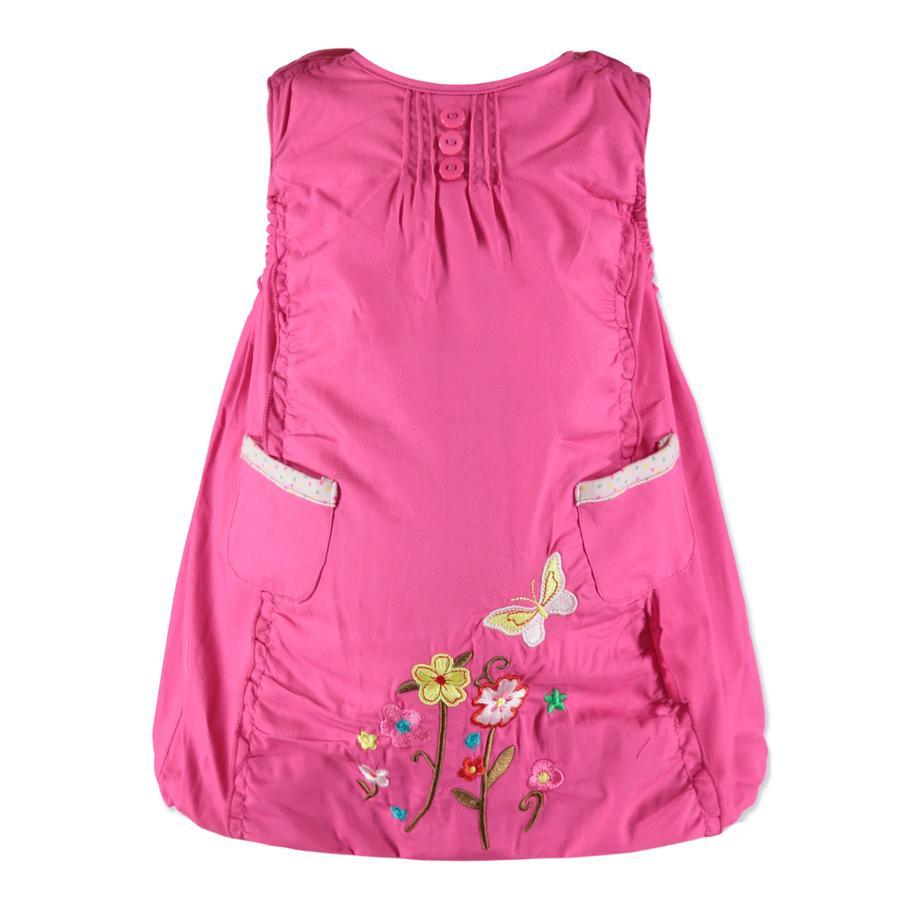 EDITION4Babys Girls Balónové šaty růžové