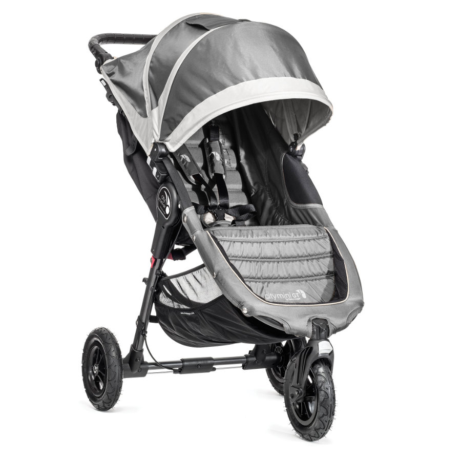 baby jogger Buggy City Mini GT steel/gray