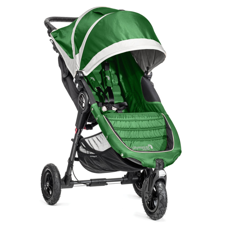 BABY JOGGER Poussette-canne City Mini GT 3 roues, evergreen/gray