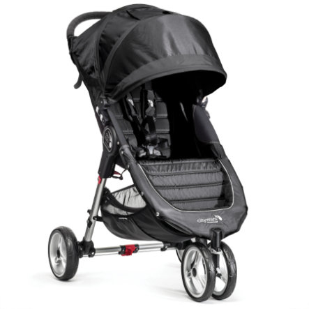 Baby Jogger Sittvagn City Mini 3W Charcoal