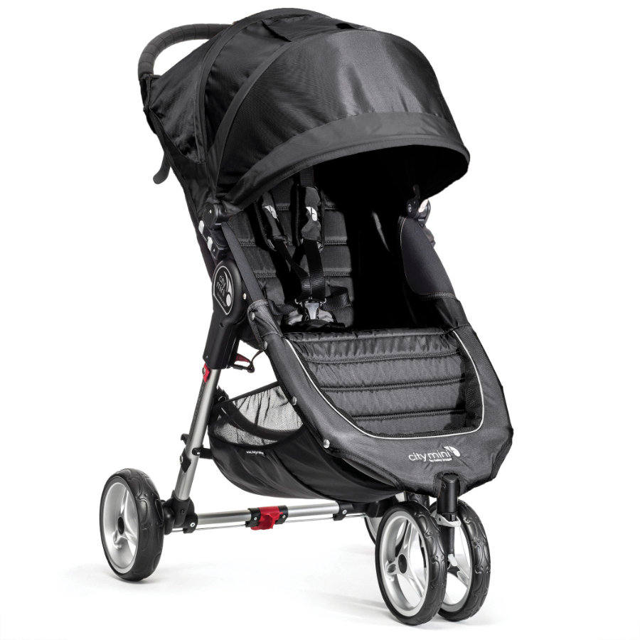 Baby Jogger Buggy City Mini 3 wheeler charcoal