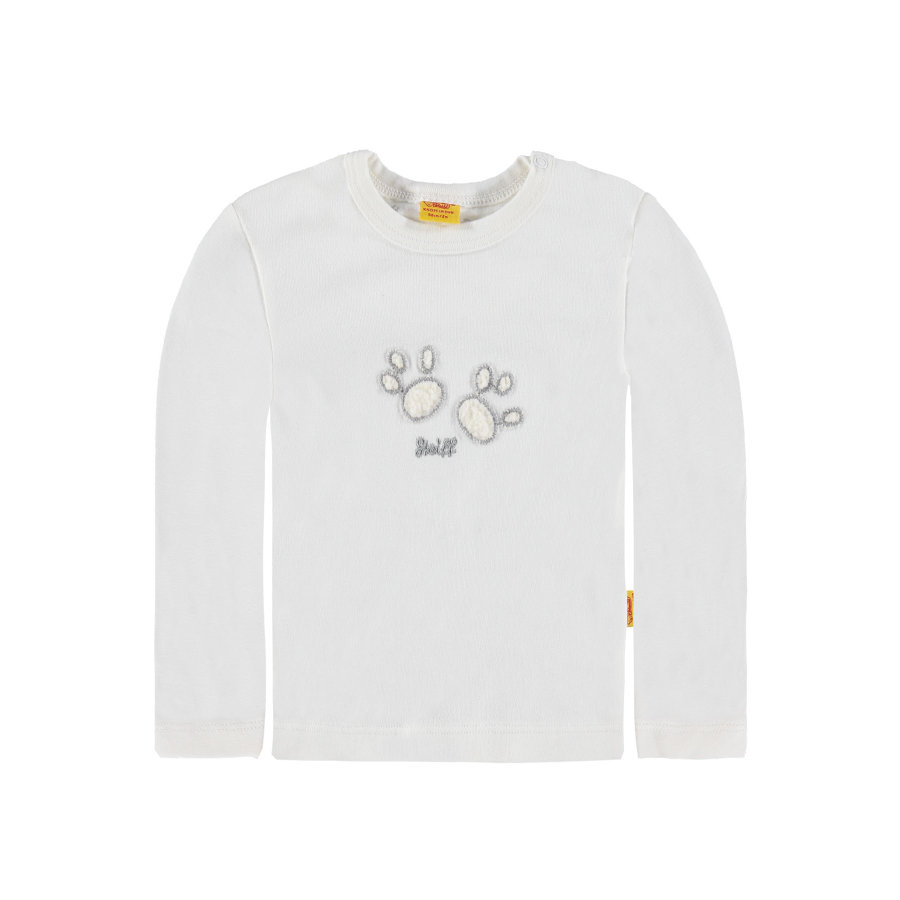 Steiff Boys Longsleeve cloud dancer