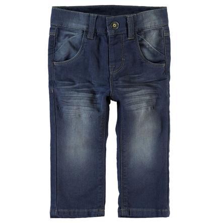 name it Girl Jeans Tanja jeans Tanja denim scuro
