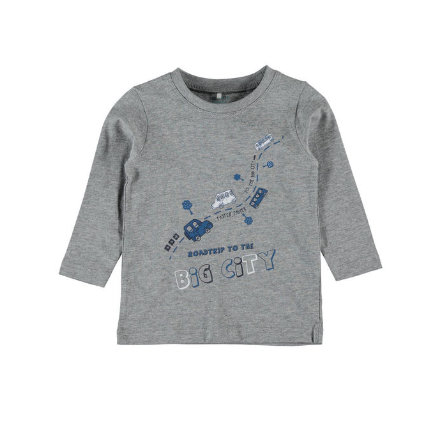 name it Boys Longsleeve Victor grey melange