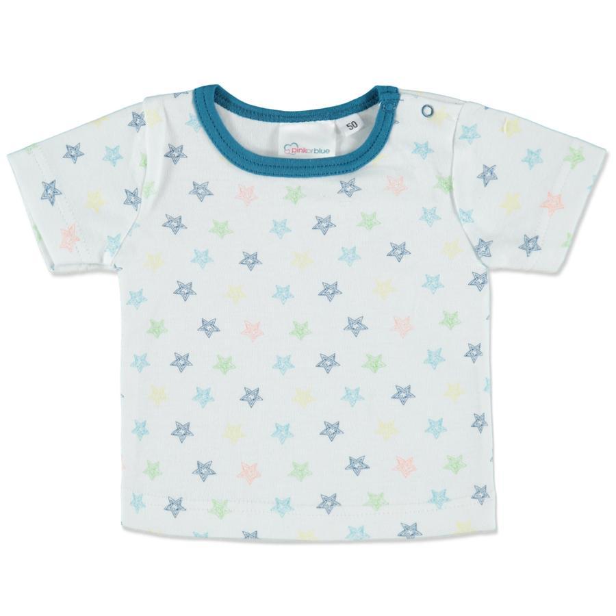 pink or blue Chemise étoiles