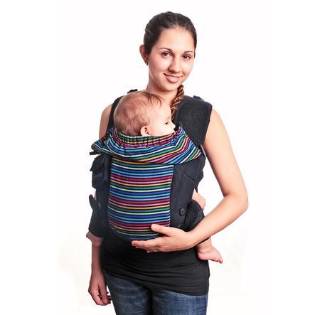 209761a738d8 Hoppediz Porte-bébé Bondolino Timbuktu, noir. Cliquer pouragrandir