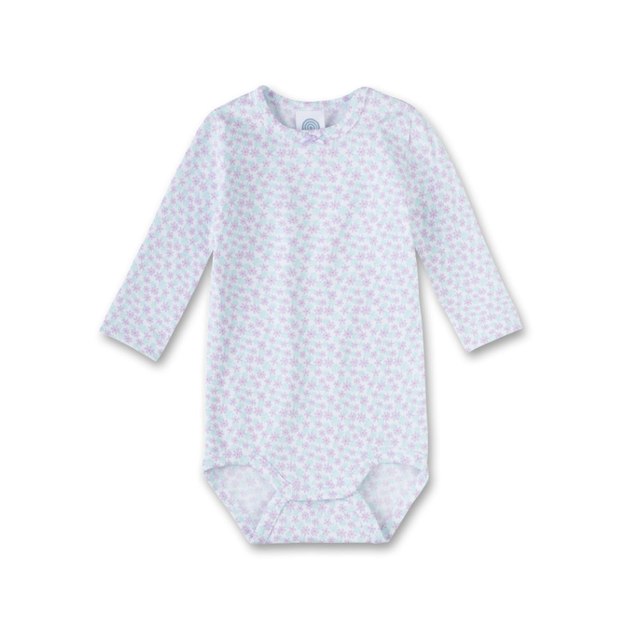 Sanetta Girls Romper 1/1 Arm white