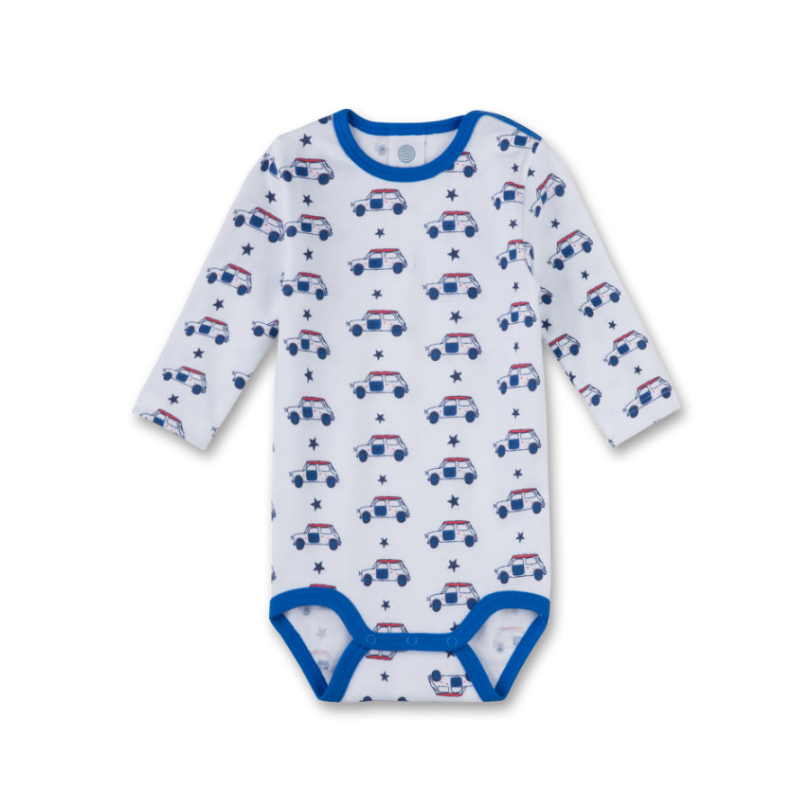 Sanetta Boys Body 1/1 Arm hellblau