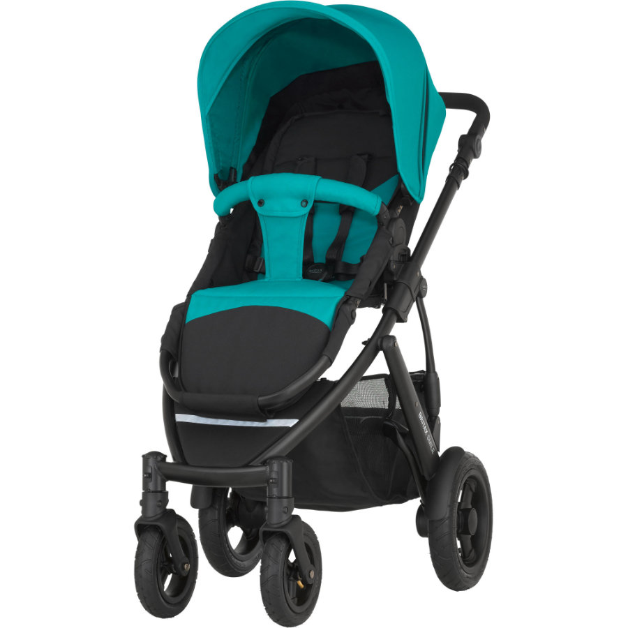 britax Wózek spacerowy Smile 2 Lagoon Green