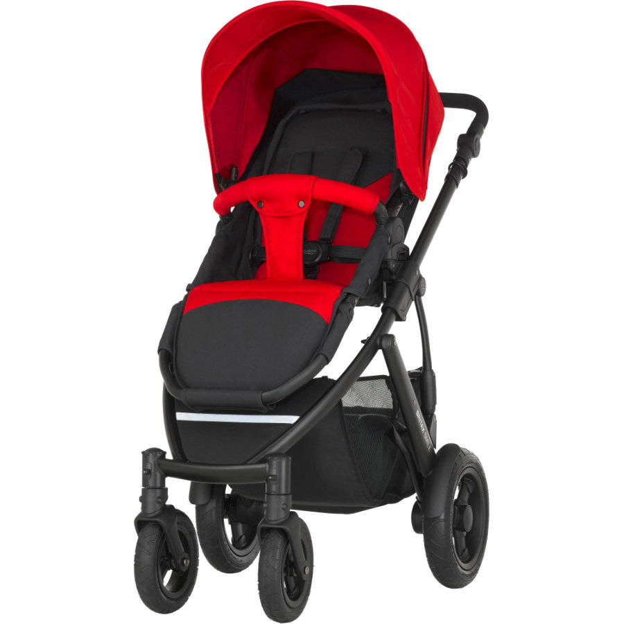 Britax Kinderwagen Smile 2 Flame Red