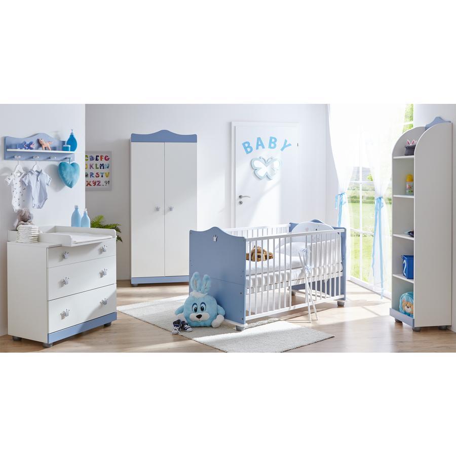 TiCAA Babyzimmer Prinz 5er Set