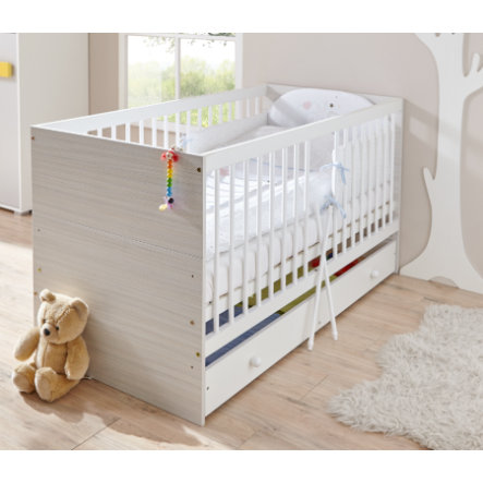 TiCAA Babybed Irene | pinkorblue.nl on