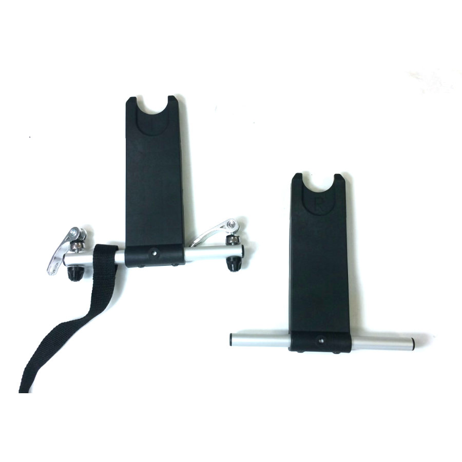 Qeridoo® Adapter Babyschale für Kinderfahrradanhänger Kidgoo