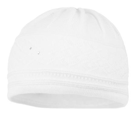 maximo Chrzest w kapeluszu artykuł świąteczny biały