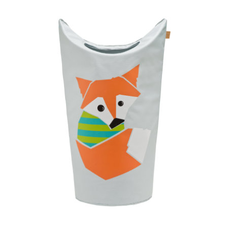 LÄSSIG 4Kids Laundry Bag Little Tree - Fox