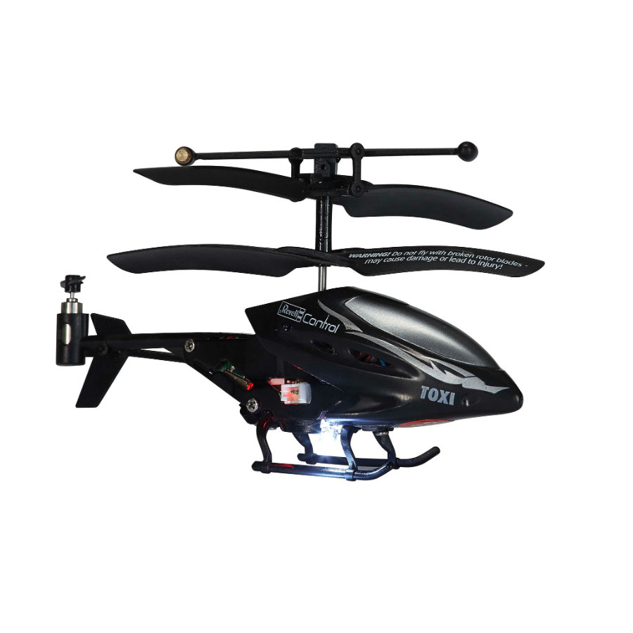 Revell Control - XS-Helicopter TOXI schwarz