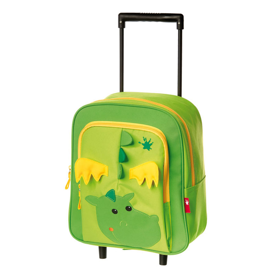 sigikid Mini-Trolley: drak