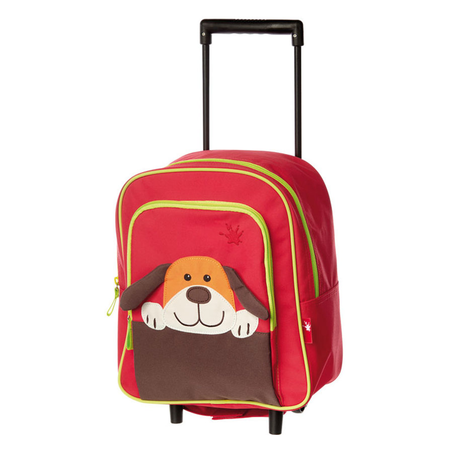 sigikid Mini-Trolley Hund