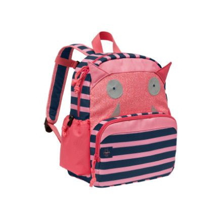 LÄSSIG 4Kids Sac à dos Mini Backpack Little Monsters Mad Mabel