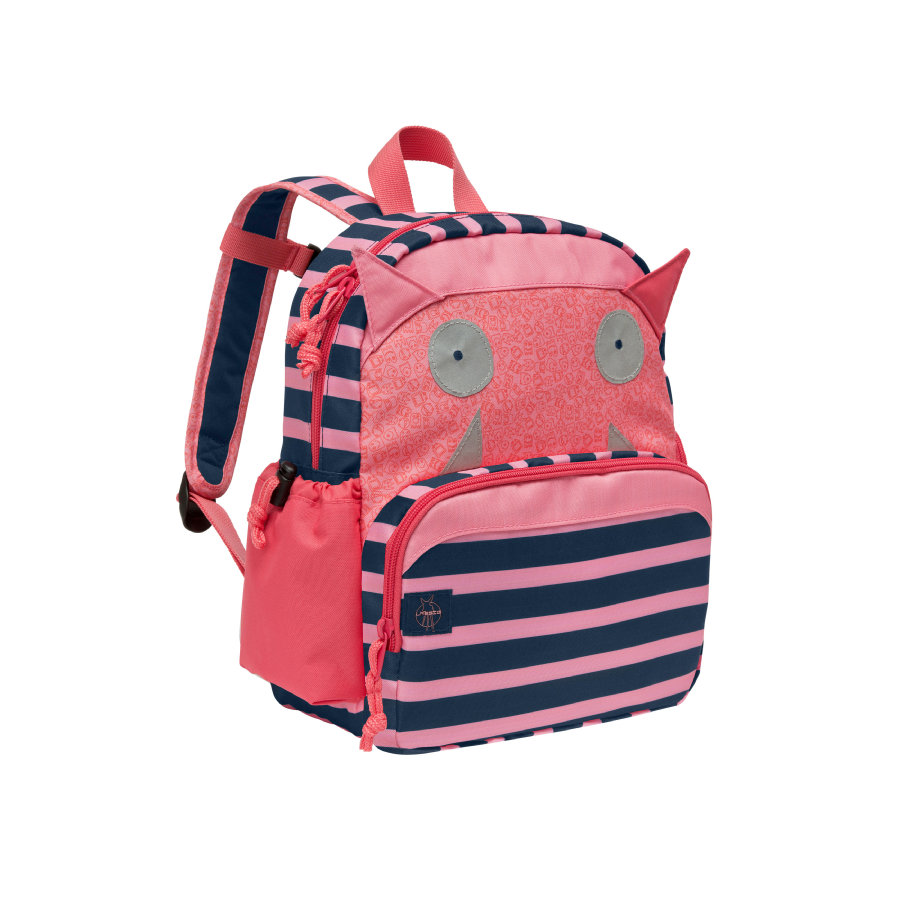 Lässig 4Kids Mini Ryggsäck Little Monsters - Mad Mabel