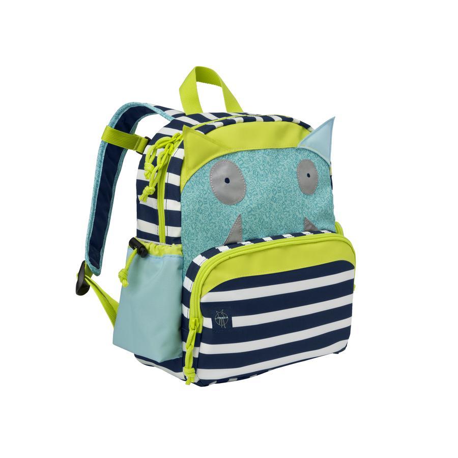 LÄSSIG 4Kids Sac à dos Mini Backpack Little Monsters Bouncing Bob